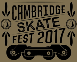 Cambridge SkateFest 2017